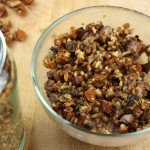 Guilt-free granola
