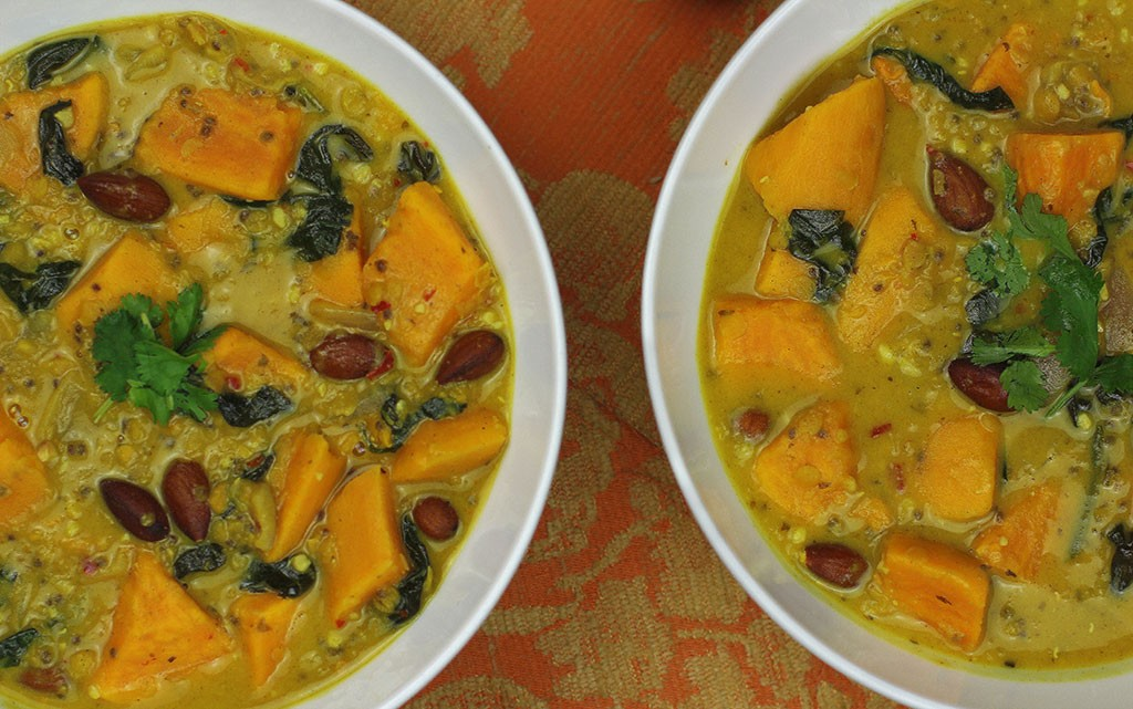 Sweet-potato-and-spinach-dal-2
