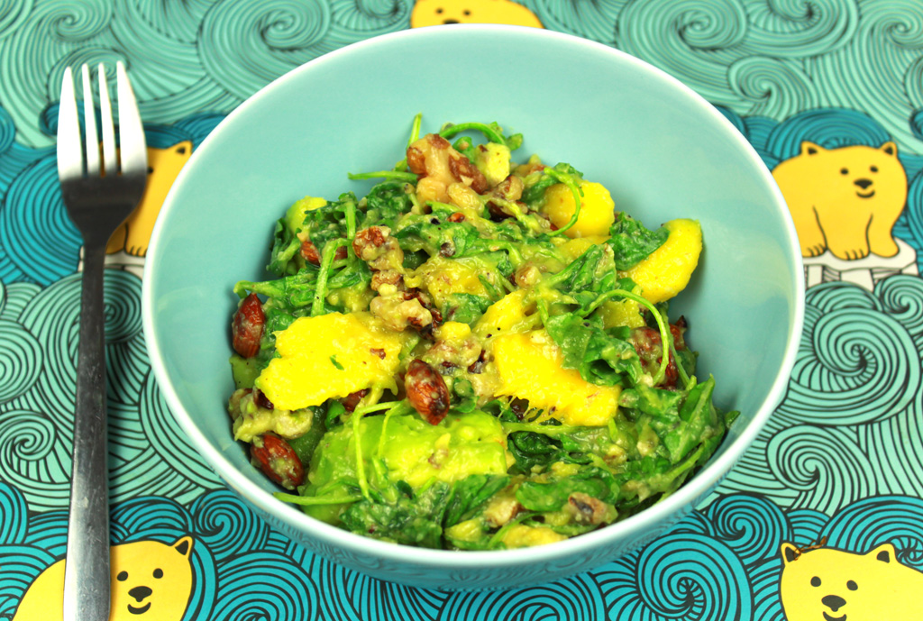 MANGO-WALNUT-SUMMER-SALAD